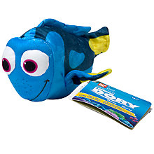 Buy Finding Dory Mini Soft Plush Toy with Sound Online at johnlewis.com