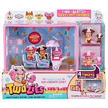 Buy Twozies Baby and Pets Two-Gether Playset, Assorted Online at johnlewis.com