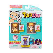Buy Twozies Two-Gether Baby and Pet Friends Metallic Pack Online at johnlewis.com