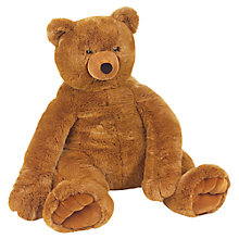 Buy Melissa & Doug Jumbo Teddy Bear Online at johnlewis.com