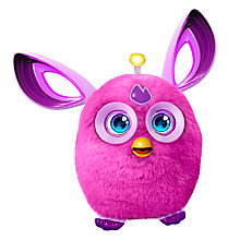 Buy Furby Connect, Purple Online at johnlewis.com