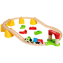 Buy Brio My First Train Set Online at johnlewis.com