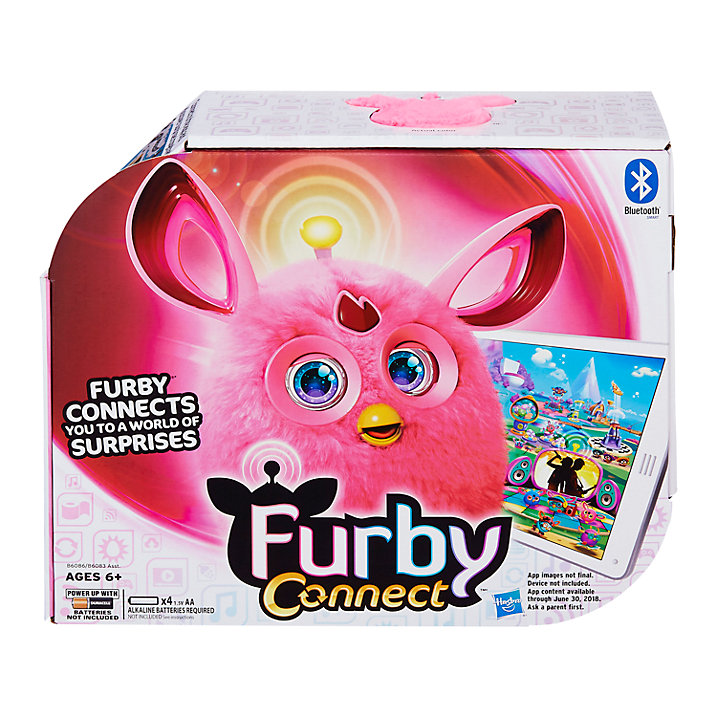 Buy Furby Connect, Pink Online at johnlewis.com