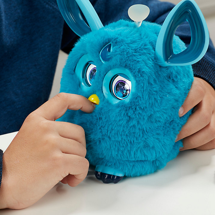 Buy Furby Connect, Teal Online at johnlewis.com