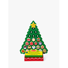 Buy Melissa & Doug Advent Calendar Online at johnlewis.com