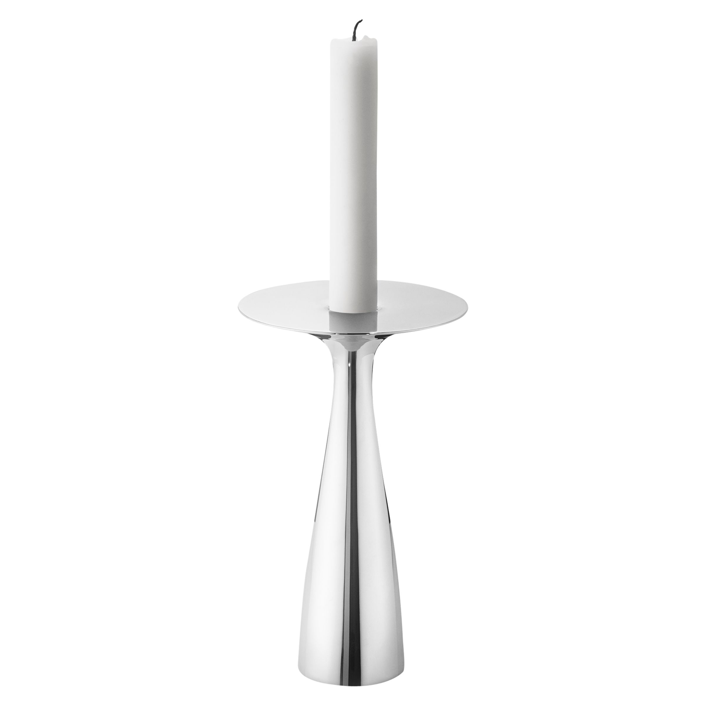 Georg Jensen Georg Jensen Alfredo Candlestick Holder, Large