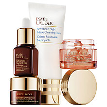 Buy Estée Lauder Advanced Night Repair Starter Set Online at johnlewis.com