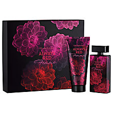 Buy Elizabeth Arden Red Femme, 50ml Fragrance Gift Set Online at johnlewis.com