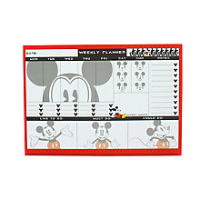 Buy Disney Mickey Mouse Weekly Planner Desk Pad, A3 Online at johnlewis.com