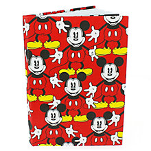 Buy Disney Mickey Mouse A5 Casebound Notebook Online at johnlewis.com