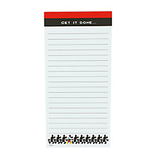 Buy Disney Mickey Mouse Magnetic List Pad Online at johnlewis.com