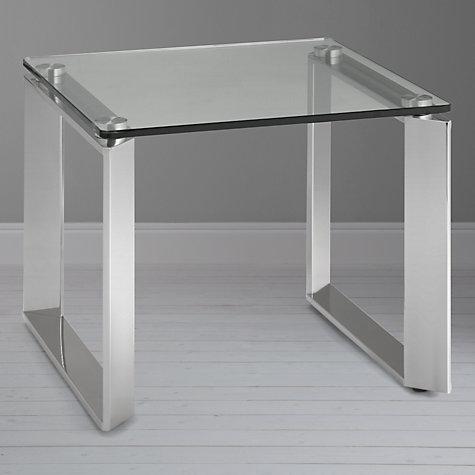 buy john lewis tropez set of two side tables john lewis. Black Bedroom Furniture Sets. Home Design Ideas