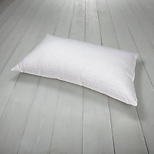 Buy John Lewis Luxury Hungarian Goose Down Standard Pillow, Extra Firm Online at johnlewis.com
