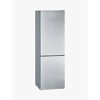 Siemens KG36VVI32G Freestanding Fridge Freezer A Energy Rating 60cm Wide Stainless Steel