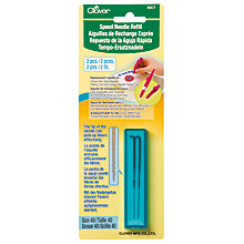 Buy Clover Speed Needle Felting Tool Refill, Pack of 2 Online at johnlewis.com