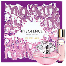 Buy Guerlain Insolence 50ml Eau de Toilette Fragrance Gift Set Online at johnlewis.com