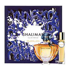 Buy Guerlain Shalimar 50ml Eau de Parfum Fragrance Gift Set Online at johnlewis.com
