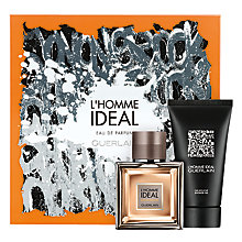 Buy Guerlain L'Homme Idéal 50ml Eau de Parfum Fragrance Gift Set Online at johnlewis.com