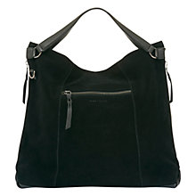 Buy Mint Velvet Millie Leather Slouch Tote Bag Online at johnlewis.com