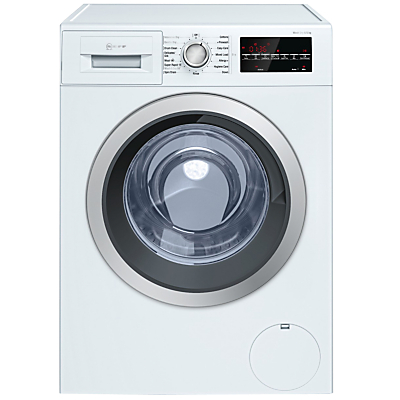 Neff V7446X1GB Freestanding Washer Dryer, 8kg Wash/5kg Dry Load, A Energy Rating, White