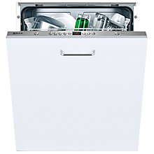Buy Neff S51L53X0GB Integrated Dishwasher Online at johnlewis.com