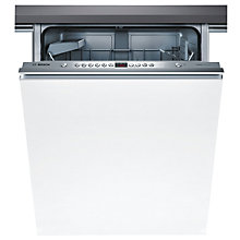 Buy Bosch SMV65M10GB Integrated Dishwasher Online at johnlewis.com
