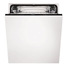 Buy AEG F34300VI0 Integrated Dishwasher Online at johnlewis.com