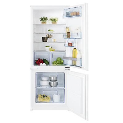 AEG SCS61400S2 Integrated Fridge Freezer A Energy Rating 56cm Wide