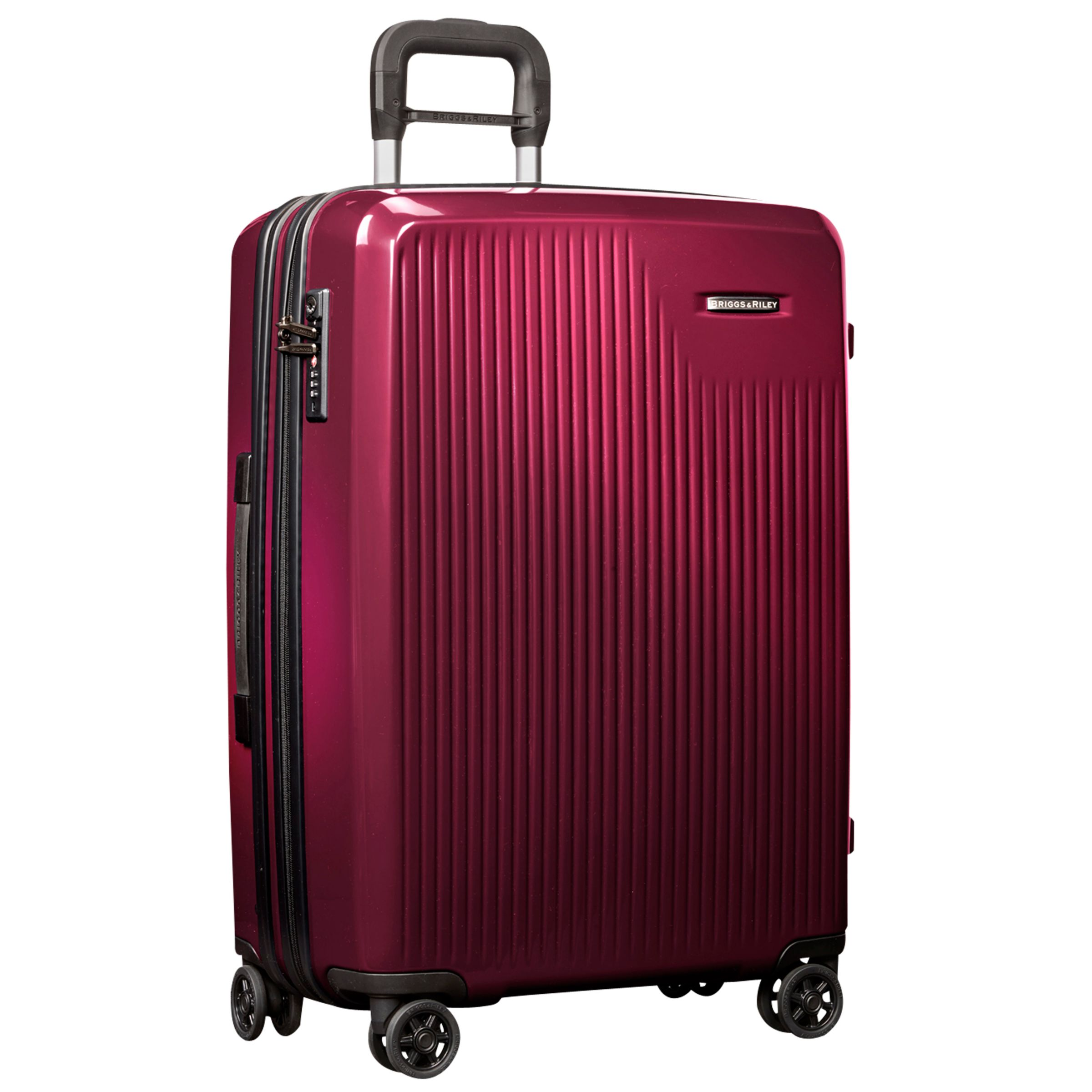 Briggs & Riley Briggs & Riley Sympatico 4-Wheel Expandable Medium Suitcase