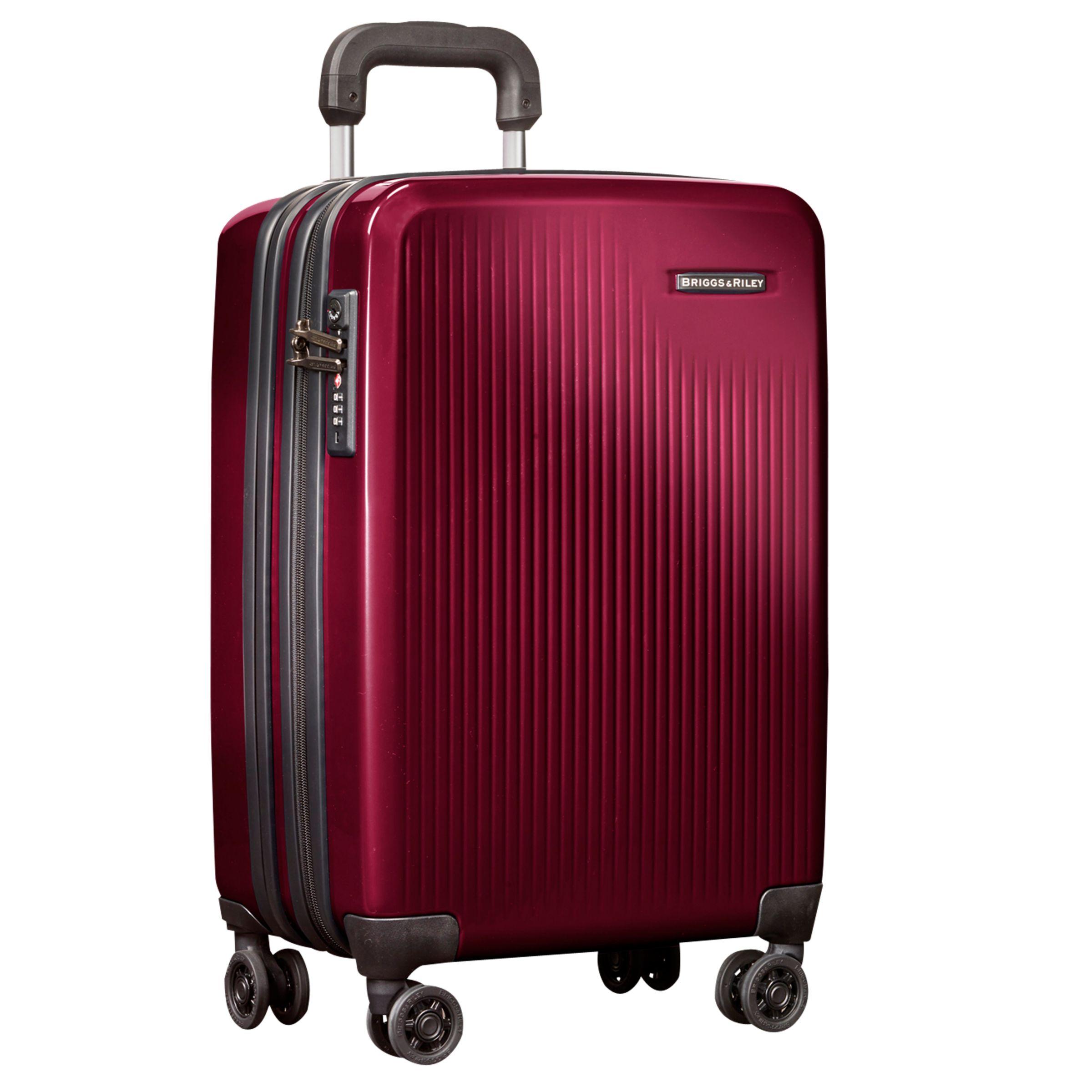 Briggs & Riley Briggs & Riley Sympatico 4-Wheel Expandable International Cabin Suitcase