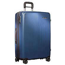 Buy Briggs & Riley Sympatico 4-Wheel Expandable Large Suitcase Online at johnlewis.com