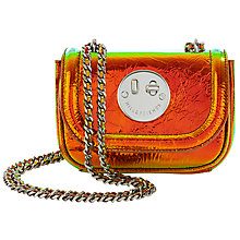 Buy Hill and Friends Happy Tweency Chain Shoulder Bag, Happy Disco Online at johnlewis.com