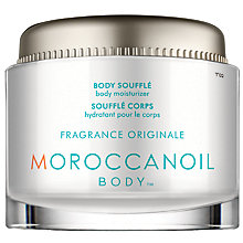 Buy Moroccanoil Fragrance Originale Body Souffle, 190ml Online at johnlewis.com