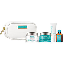 Buy Moroccanoil Travel Luxuries Set Online at johnlewis.com