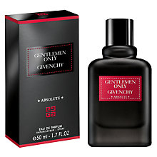 Buy Givenchy Gentlemen Only Absolute Eau de Parfum Online at johnlewis.com