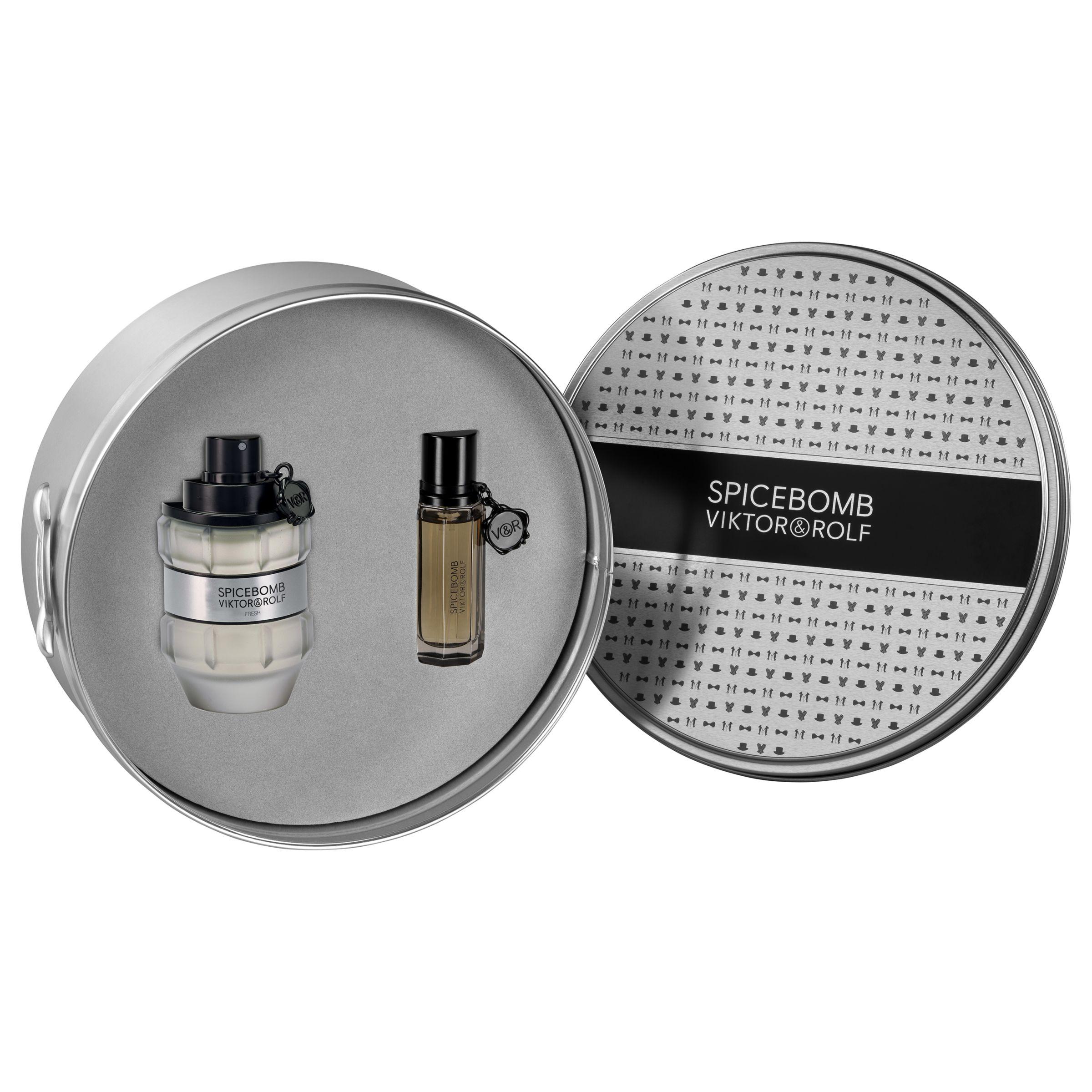 Viktor & Rolf Viktor & Rolf Spicebomb 90ml Eau de Toilette Fragrance Gift Set