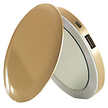 Buy Hyper Pearl Mirror and USB Battery Pack, 3000mAh Online at johnlewis.com