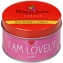 Buy Happy Jackson I Am Lovely Candle, 23g Online at johnlewis.com