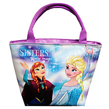 Buy Disney Frozen Tote Lunch Bag Online at johnlewis.com