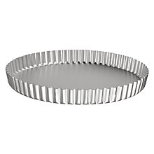 Buy John Lewis Continental Flan Tin, 23cm Online at johnlewis.com