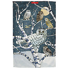 Buy Emma Bridgewater Owls Tea Towel Online at johnlewis.com