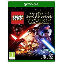 Buy LEGO Star Wars: The Force Awakens, Xbox One Online at johnlewis.com