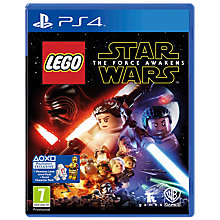 Buy LEGO Star Wars: The Force Awakens, PS4 Online at johnlewis.com