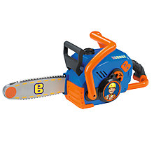 Buy Bob The Builder Smoby Electric Chainsaw Toy Online at johnlewis.com