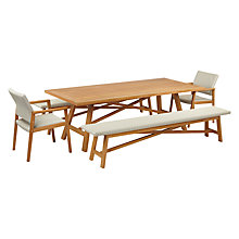 Buy John Lewis Stockholm Outdoor Furniture Online at johnlewis.com