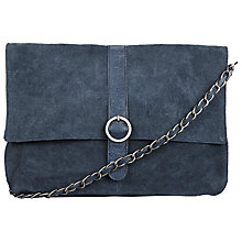 Buy Pieces Pia Suede Across Body Bag Online at johnlewis.com