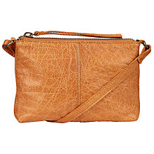 Buy Pieces Pippi Small Across Body Leather Bag Online at johnlewis.com
