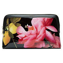 Buy Ted Baker Januar Bloom Large Wash Bag Online at johnlewis.com