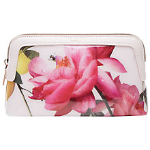 Buy Ted Baker Thao Citrus Bloom Makeup Bag Online at johnlewis.com