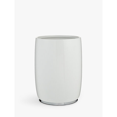 Buy john lewis london ceramic bathroom bin john lewis for White ceramic bathroom bin